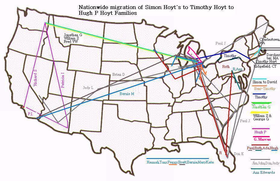 Hoyt Migration Map-US