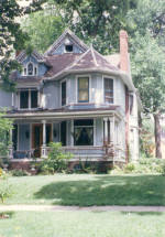 First Hugh H & Betty Hoyt home in Toledo, OH