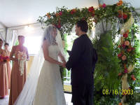 Joshua P Hoyt & Shan F Ablak Wed in Pittsburgh PA 08-16-2003