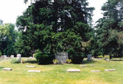 Hoyt Family Plot